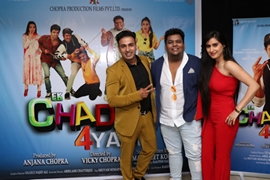 Vicky Chopra's Comedy Movie Ek Chaddi 4 Yaar Launched