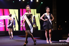 Yash Gupta  Presentation Virus Film & Entertainment Miss/MRS India Universe 2019 Finale Held In Mumbai