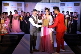 Enigma Event Management Co Has Successfully Completed The Grand Fashion Show Contest Title Enigma Miss & Mrs India At Goa