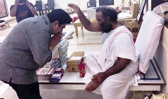 Sarva Dharma Sama Bhava Seems A Motto Of Sanjay Dina Patil – NCP's Loksabha Candidate