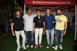 Week 5 of Dreamz Premier League (DPL) Spearheaded by Wasib Peshimam- Founder & Arhaan Peshimam- Co Founder