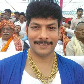 Krishna Kumar Angry Youngman Best Performance In Dilwar Bhojpuri Film
