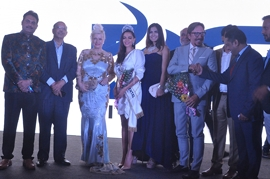 GLIMPS'S OF BOBBY KHAN N DIVINE GROUP'S PRESS CONFERENCE OF ITS GRAND FLAGSHIP BEAUTY PAGEANT – MISS DIVINE BEAUTY AT JW MERRIOT