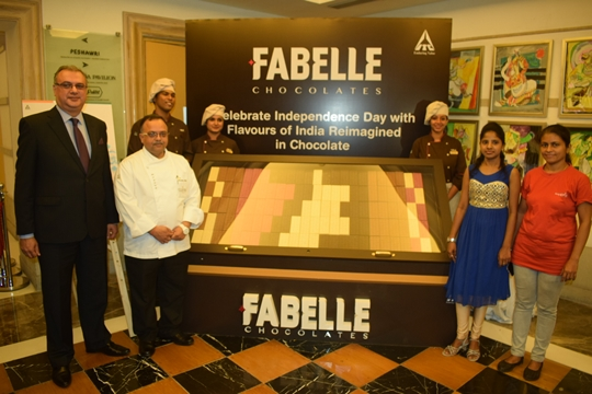 Fabelle Exquisite Chocolates reimagine Flavours of India in six unique chocolate bars to commemorate India's 73rd Independence Day