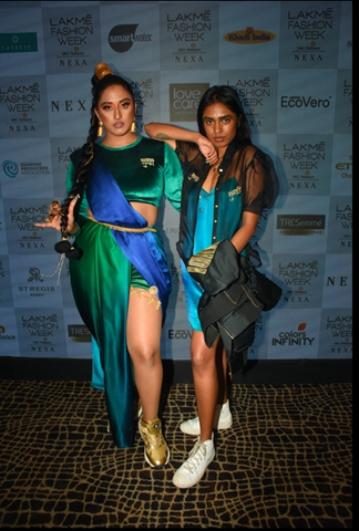 Gundi Studios Celebrates Outspoken Womxn At The LFW Winter-Festive 2019