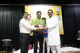 The Kajri Festival 2019 Organised by Mumbai Vishwa Vidayala Hindi Department and Abhiyan Trust Celebrted With Great Funfare