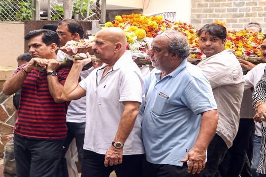 J Om Prakash  Filmmaker and Hrithik Roshan's Grandfather  Passes Away Aged 93