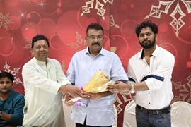 Saurav Kumar – My film Will Be Based On Lalu Sarkar's Jungle Raj