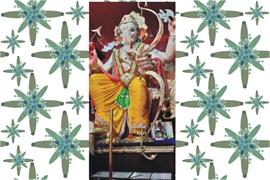 Zed Black Celebrates Ganeshotsav In Mumbai By Donating  6 Ft Mega Agarbattis For Taller Ganesha Idols