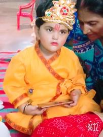 3 Year Old Aakruti Mishra's Amazing Talent