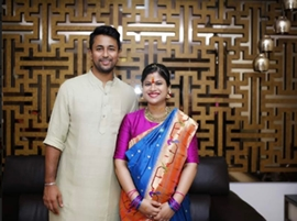Pragyan Ojha And Wife Karabee Are Expecting Their First Child