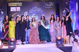 KUDOS TO ARCHANA JAIN FOR INDIA BRAINY BEAUTY PAGEANT 2019