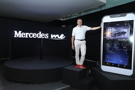 Mercedes-Benz Launched E-Commerce Platform