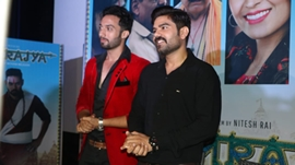 Magnificent Trailer Launching Of Hindi Film Ramrajya
