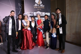 Grand Finale Sandy Joil Presents Mr And Miss Universe 2019 In Radisson Blue  Kharadi  Pune