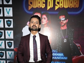 ACTOR MAYANK SHEKHAR'S NEW SONG SWAG DI SAWARI RELEASED ON 20TH DECEMBER, 2019