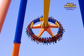 Magic Mountain – India's Largest Amusement Park Now In Lonavala !