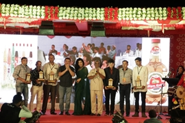 DHANTAAL JIYA Gold Non Alcoholic Beer launched by Miss India SIMRAN AHUJA At Bhuj Kutch
