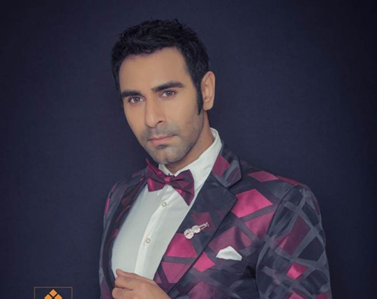 Choreographer Sandip Soparrkar Shoots for A Magazine Cover Amid Lockdown