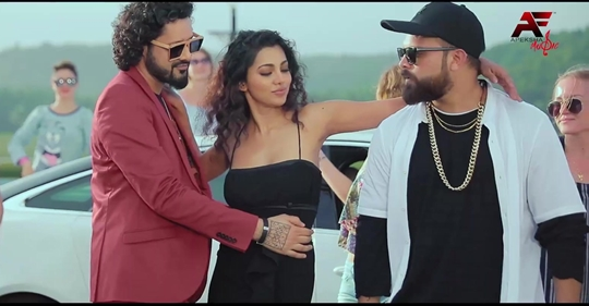 Apeksha Films & Music Keeps Its Promise Introduces New Talent with Its Latest Song JAGUAR