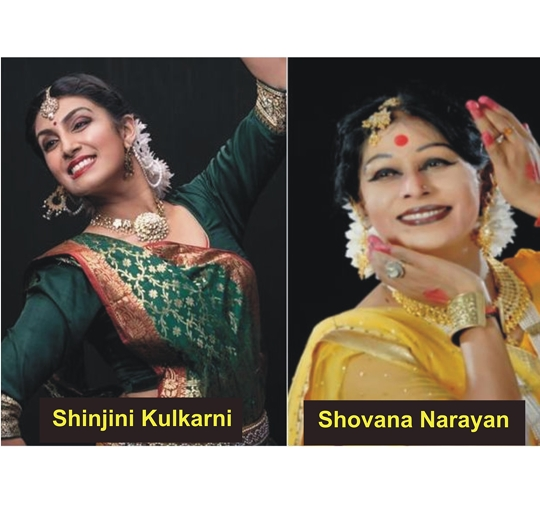 Kathak's Antiquity Dates Back To The Mauryan Period Dance Is My pran – Atman And Soul Says Kathak Guru Shovana Narayan