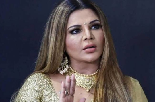 Actress Rakhi Sawant  & Producer Director Rakesh Sawant apologized to the people of Uttarakhand, about the word Pahadi