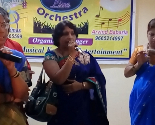 Singer Shruti Khanivadekar Considers Lata Mangeshkar Her Inspiration